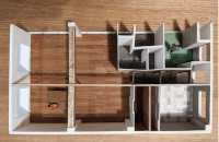 ときわ平グリーンパークマンション  × つみき設計施工社