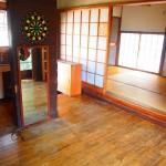 2階のDKと和室