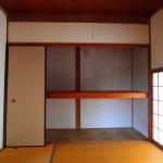 2階和室の押入