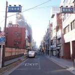 マンションは菊水通り沿い。