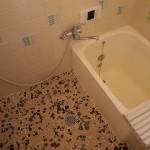 浴室はきれいです。