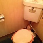 トイレは洋式です。