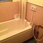 浴室はキレイ。
