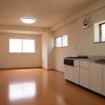 2階キッチンスペース。