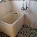 お風呂はキレイです。