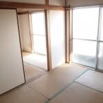 和室が2部屋。