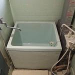 お風呂はバランス釜。