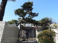 栗ケ沢の豪邸
