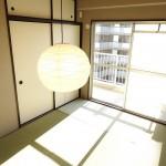 6畳の和室(内装)