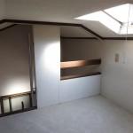 2階洋室2のロフト