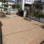 お庭(外観)