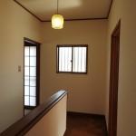 2階廊下(内装)