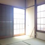 右側の和室