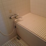 浴室もキレイです。追い焚き可能!