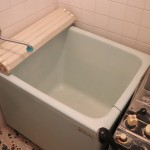 シャワー付き!バランス釜のお風呂。