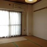 奥には和室が2部屋。