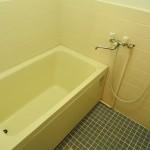 お風呂もキレイ。