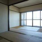 和室もキレイ。