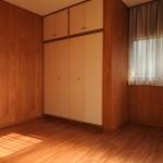 収納たっぷりの左側洋室