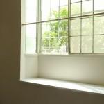 いい感じの出窓