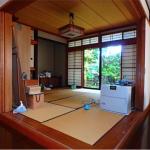 掘りごたつ付きの和室