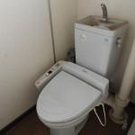 トイレもきれいです。(その他)