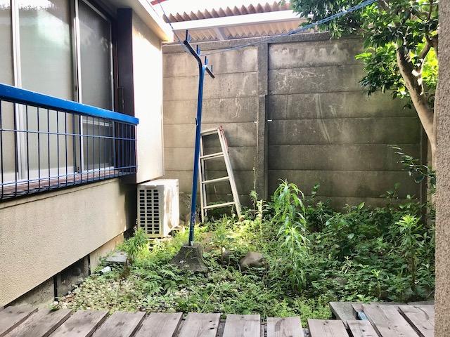 下北沢駅・池ノ上駅近くの庭付き賃貸物件(事務所可)