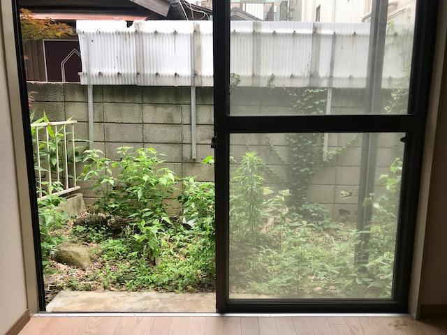 中野区・中野坂上駅近くの庭付き戸建て賃貸物件【事務所・店舗可】