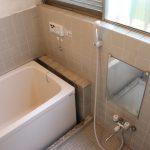 浴槽とシャワーが新品です。