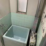 浴室(給湯器は交換します)