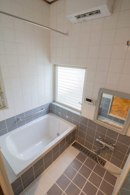Eハウス浴室