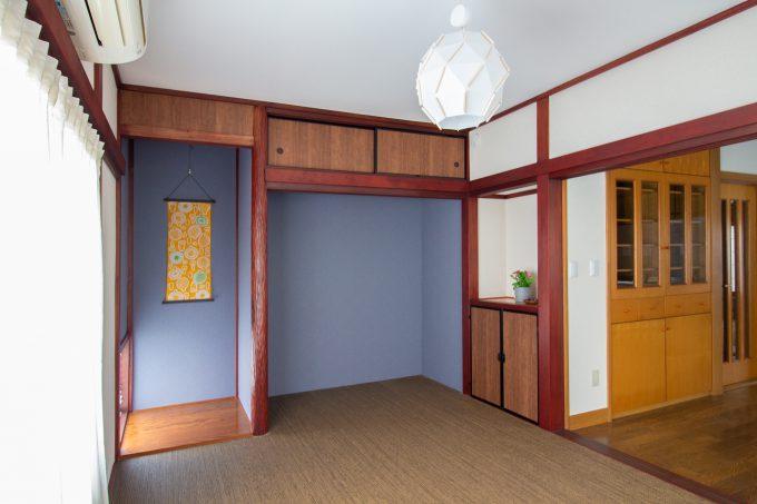 Eハウス洋室