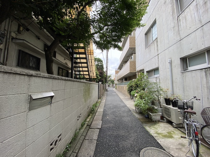 新宿区笹塚のバルコニー付きマンション賃貸物件