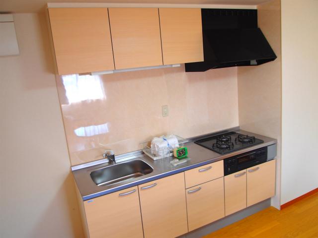 キッチンもキレイ