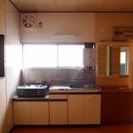 日が入るキッチン。(キッチン)