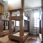 1階大きめの2段ベッド