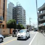 北松戸方面道路