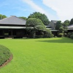 近くには重要文化財の戸定邸があります。
