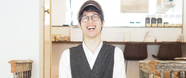 みのり台駅近くのカフェTokoa coffee 池田和繁さん取材