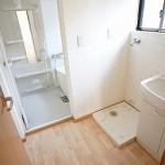 1階洗面所付近