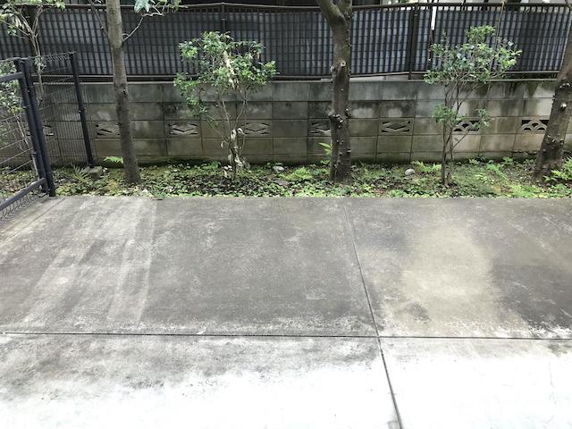 世田谷区・桜新町駅近くの庭付き賃貸物件