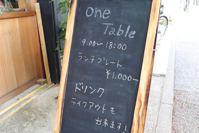 onetable13